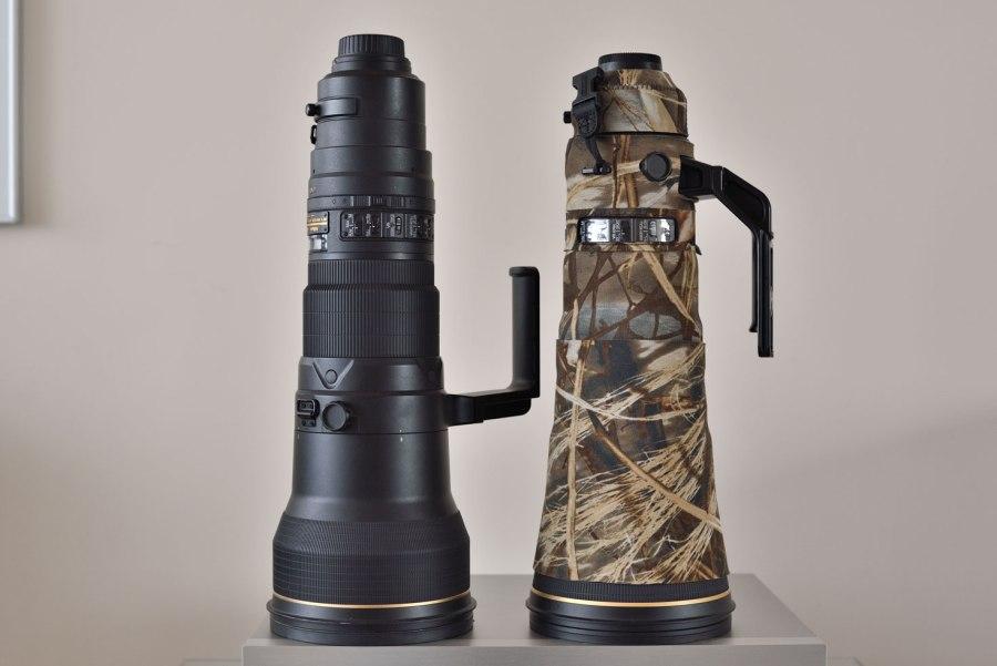 09- Nikon 600mm G vs Nikon 600mm E